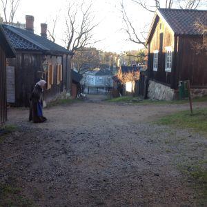Hantverksmuseet på Klosterbacken i Åbo