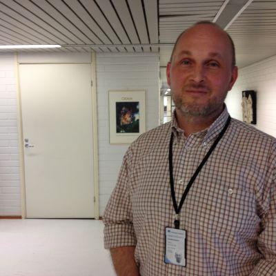 Upphandlingschef i Helsingfors stad.