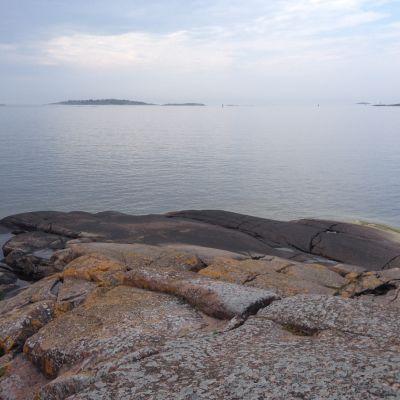 Finlands sydspets på Uddskatan i Hangö