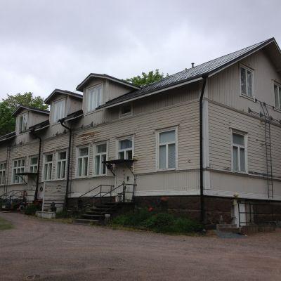 Borgå stads hyreslägenheter vid Fredsgatan 37
