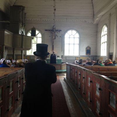 Ulrica Eleonora kyrka i Kristinestad