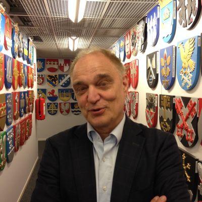 Reijo Vuorento, biträdande direktör på Kommunförbundet