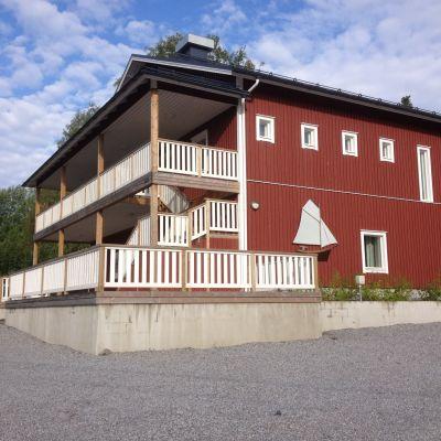 Gumbohuset i Gumbostrand