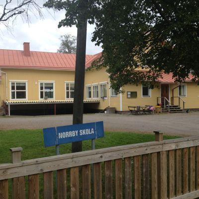 Norrby skola i Kronoby