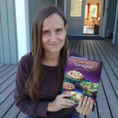 kokboken Varsågod har srkivits av Ann-Christine Engblom