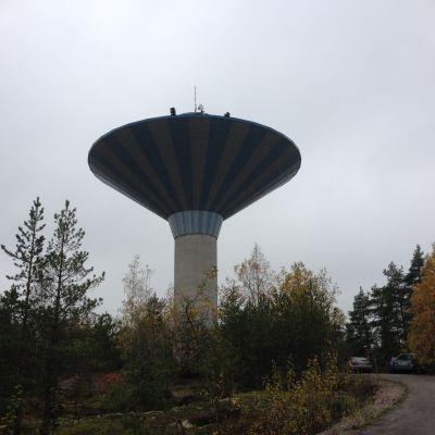 Vattentornet i Söderkulla