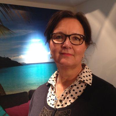 Rektor Harriet Ahlnäs, Yrkesinstitutet Prakticum, Helsingfors