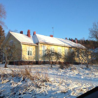 Byskolan i Tykö (Teijo).
