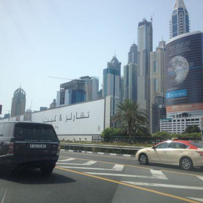 Köpkraften är stark i Förenade arabemiraten.