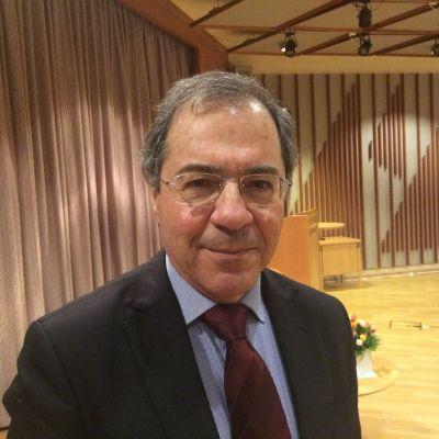 Den svenska journalisten och författaren Göran Rosenberg