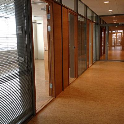 Tomma rum i Campus Allegro