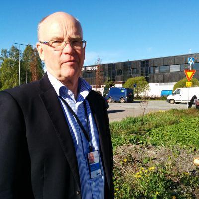 Nils-Olof Nylund på VTT
