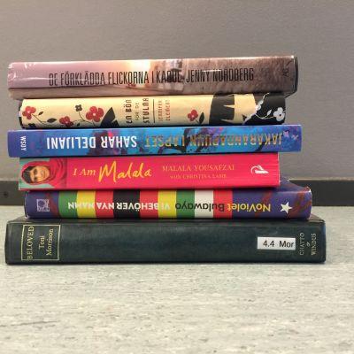 böcker i bersån, förtryckta kvinnor