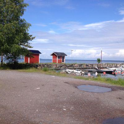 Kråkudden i Hangö.