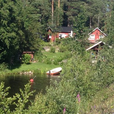 Sommarstuga i Karleby.