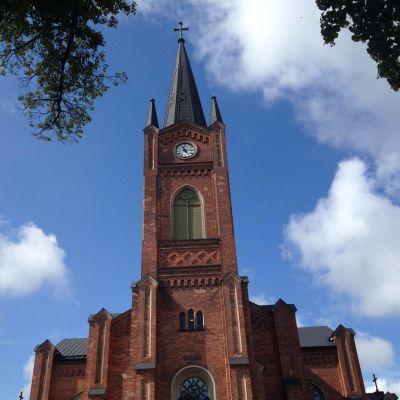 Lovisa kyrka 2015.