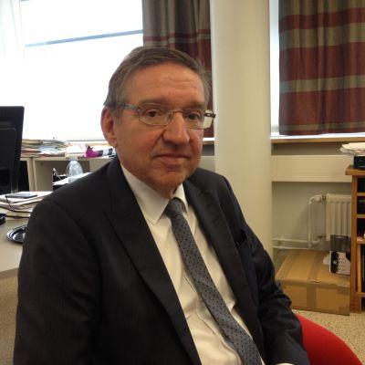 Henrik Wolff är rektor för Arcada.