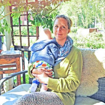 Marika Ehn har utrett möjligheterna att inhysa asylsökande i sitt hem.