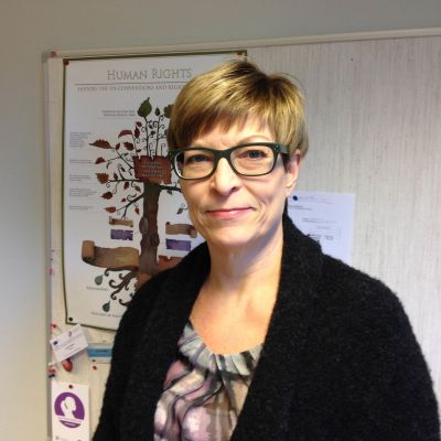 Diskrimineringsombudsmannen Kirsi Pimiä