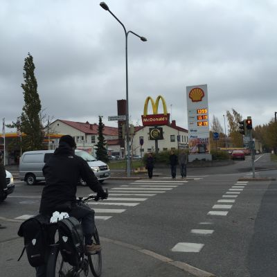 Övergångställe i Hertonäs