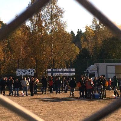 Rajat kiinni i Åbo i oktober