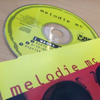 Melodie MC - Eurodance på export från Sundsvall.