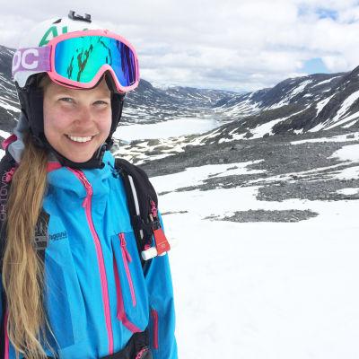 Mikaela Hollsten i Stryn