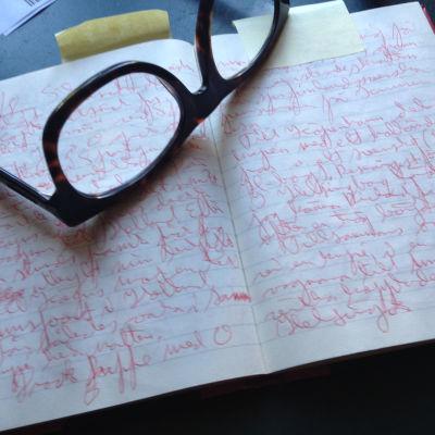En dagbokssida