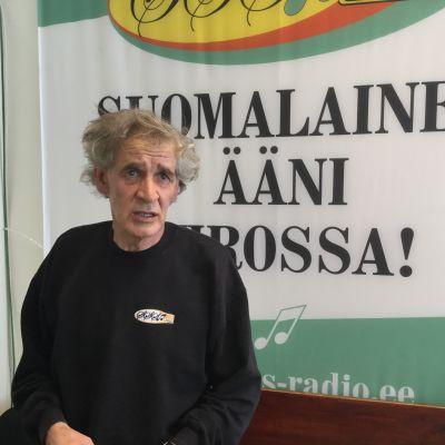 SSS-radions  grundare och chef Tapio Reini.