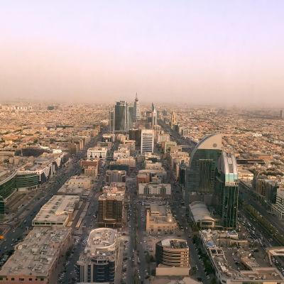 Saudiarabiens huvudstad Riyadh
