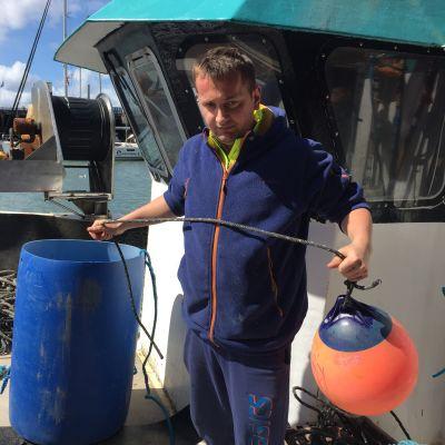 Fiskaren Theo Delsart