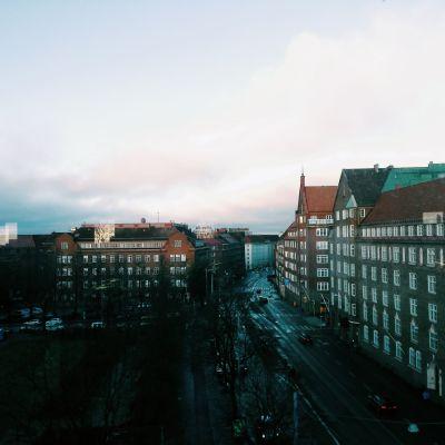 En bit av mitt Helsingfors.