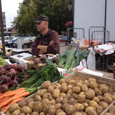 Potatisförsäljare Christoffer Lindberg