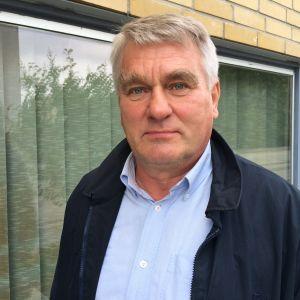 Harald Finne är ordförande i Liga-Jaro Ab.