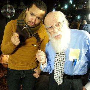 Joonatan tapasi taikuri James Randin
