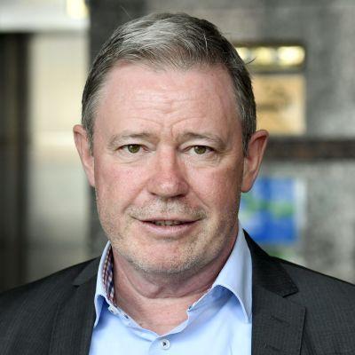 Keith Armstrong är tränare för FC Haka.