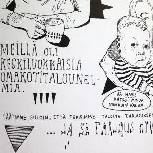 Lauri Ahtinen, Homepäiväkirja