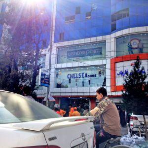 Gatuliv i Kabul.