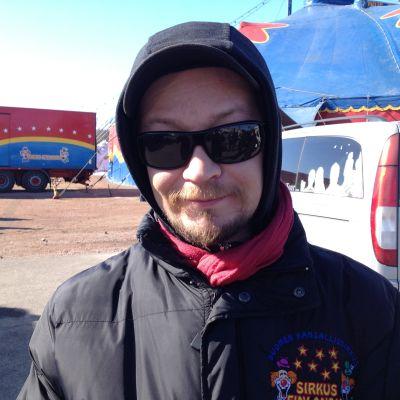 Carl Jernström jr, cirkusdirektör