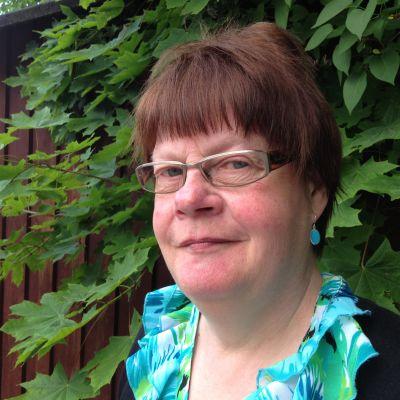 Anne Engblom mamma till en utvecklingsstörd person