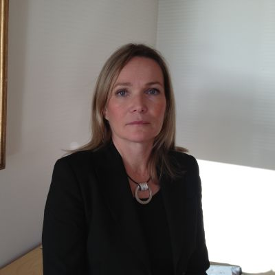 generalsekreterare Mirjam kalland vid mannerheims barnskyddsförbund