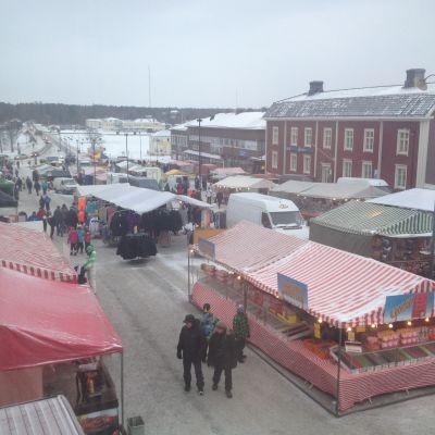 Kyndelsmässomarknad i Kristinestad