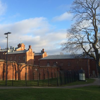 Helsingin vankila Hermannissa.