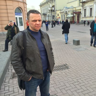 HI-virusta kantava Aleksandr Savitski
