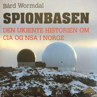 Bård Wormdal kirja Spionbasen