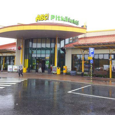 ABC-huoltoasema Kuopiossa.