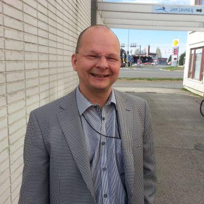 Kari Tuominen Finnverasta.