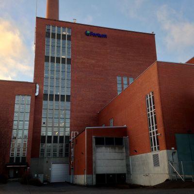 Fortumin voimalaitos Nokialla