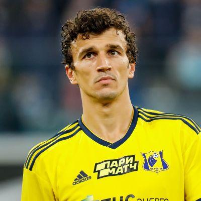 Suomalainen keskikenttätaituri Roman Eremenko pelaa Venäjän liigaa Rostovissa.