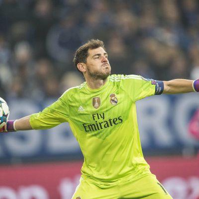 Iker Casillas Real Madrid 2015